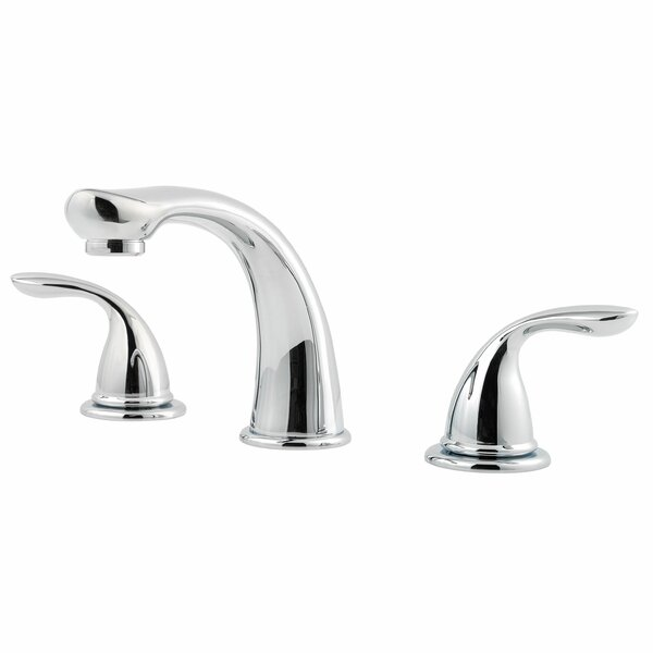 Pfirst Series Double Handle Deck Mounted Roman Tub Faucet Trim by Pfister Pfister
