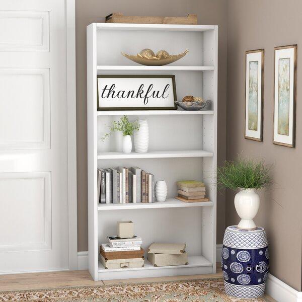 30 Inch Wide White Bookcase | Wayfair
