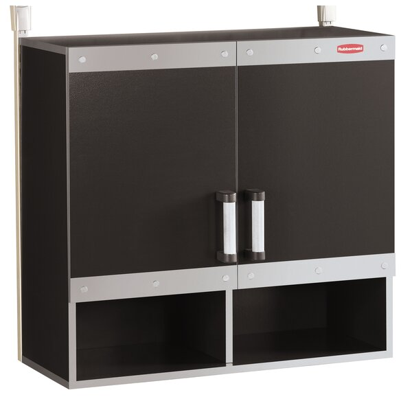 Exceptionnel Rubbermaid Fast Track Hanging Wall Cabinet | Wayfair