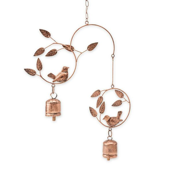 Birds and Bells Wind Chime by Wind & Weather