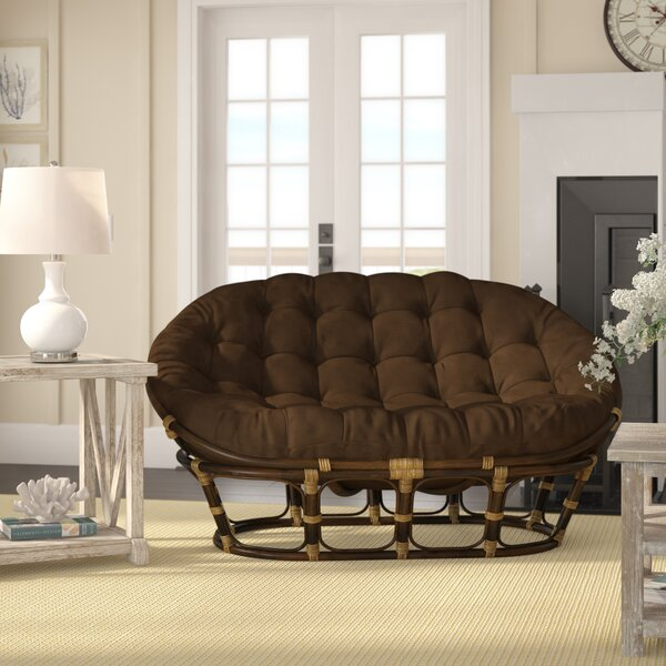 Bocanegra Papasan Chair By Bay Isle Home by Bay Isle Home