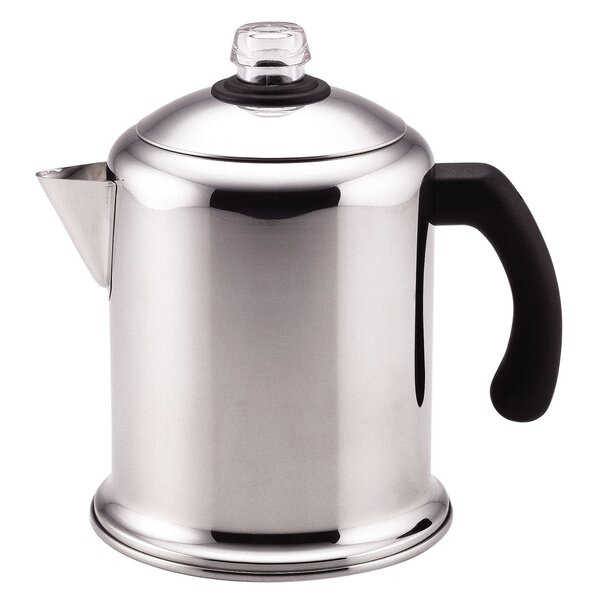 8-Cup Classic Yosemite Stovetop Coffee Maker by Farberware