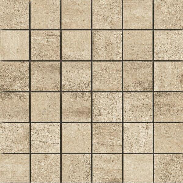 Ex plorer 2 x 2/13 x 13 Porcelain Mosaic Tile in Milan by Emser Tile