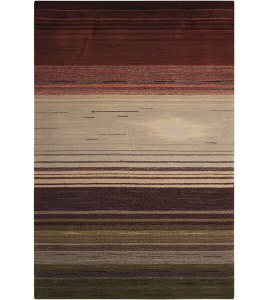 Fenoglio Forest Hand-Tufted Area Rug by Loon Peak