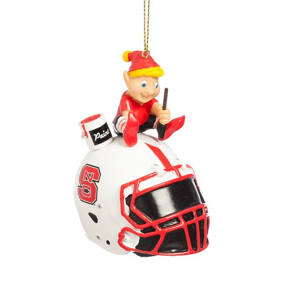 NCAA Elf Ornament by Evergreen Enterprises, Inc