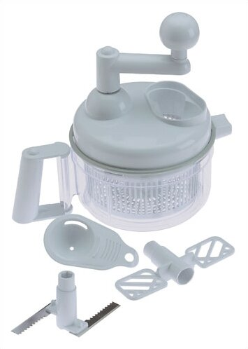 Manual Food Processor by Progressive International