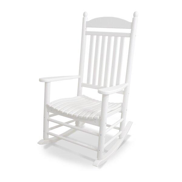 Rocker Jefferson Rocking Chair by POLYWOOD®