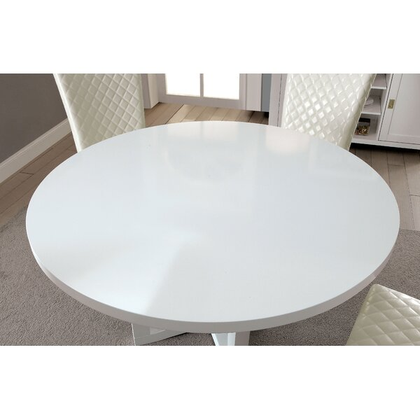 Karg Contemporary Dining Table by Orren Ellis