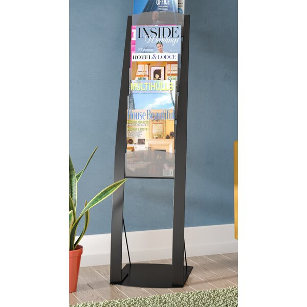 Penbrook Contemporary Floor Display Stand by Latitude Run