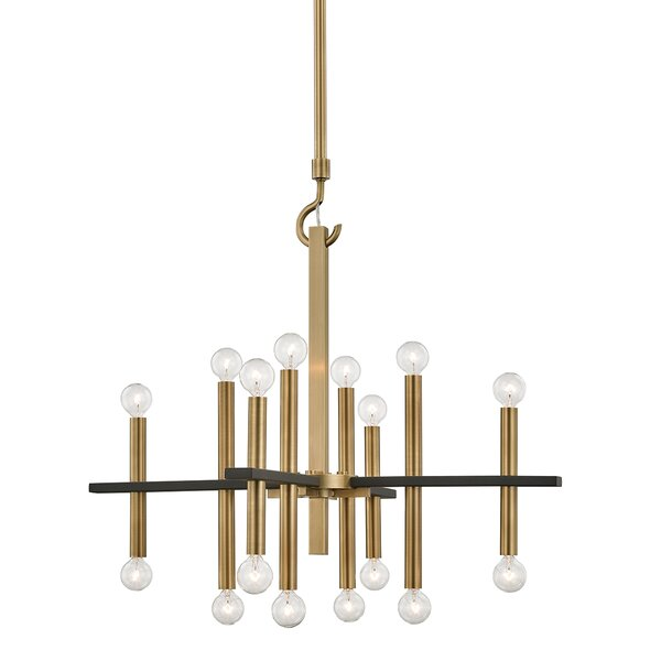 Maclean 16-Light Novelty Chandelier by Wrought Studio