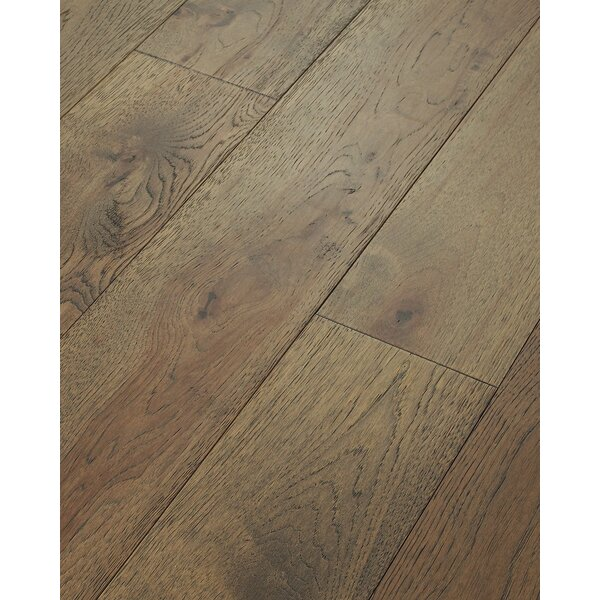 Scottsmoor 7-1/2 Engineered Hickory Hardwood Flooring in Durashield by Shaw Floors