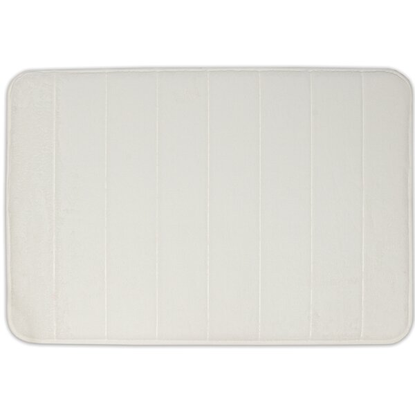 Non-Slip Memory Foam Bath Mat by Sweet Home Collection