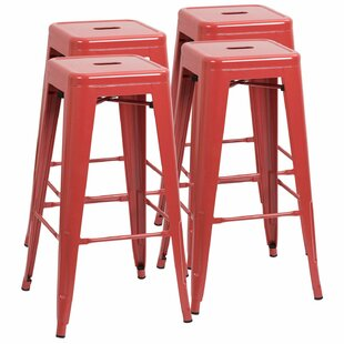 Swell Davisson 30 Bar Stool Set Of 4 Onthecornerstone Fun Painted Chair Ideas Images Onthecornerstoneorg