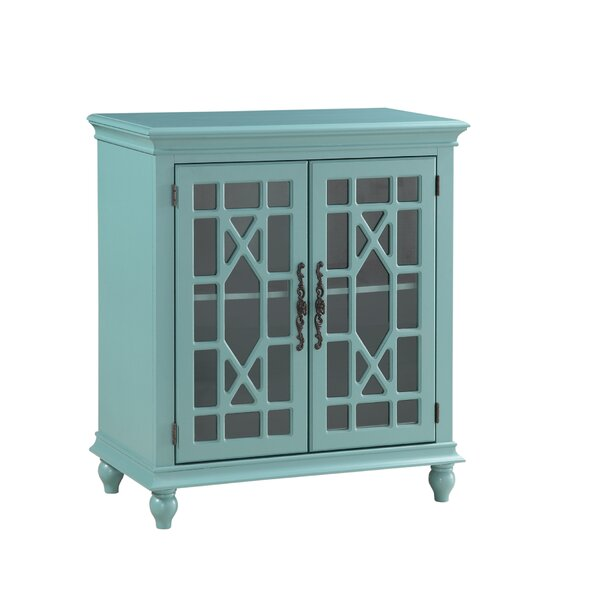 Arend 2 Door Accent Cabinet by One Allium Way One Allium Way