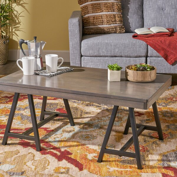 Atkins Coffee Table by Williston Forge