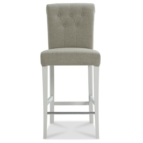 Dutil 26 Bar Stool (Set of 2) by Rosecliff Heights