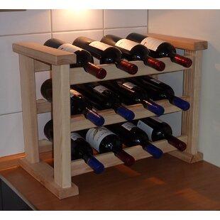 Stazza 12 Bottle Wine Rack Set