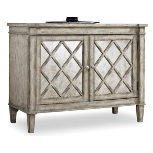Inexpensive Melange Villa Blanca Accent Cabinet By Hooker Furniture