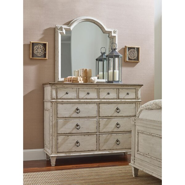 Ismael 8 Drawer Double Dresser by Ophelia & Co.