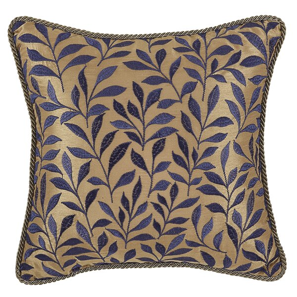 Margaux Fashion Throw Pillow by Croscill Home Fashions