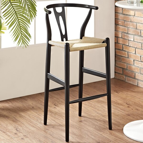 Sydnee 30 Patio Bar Stool by Mistana