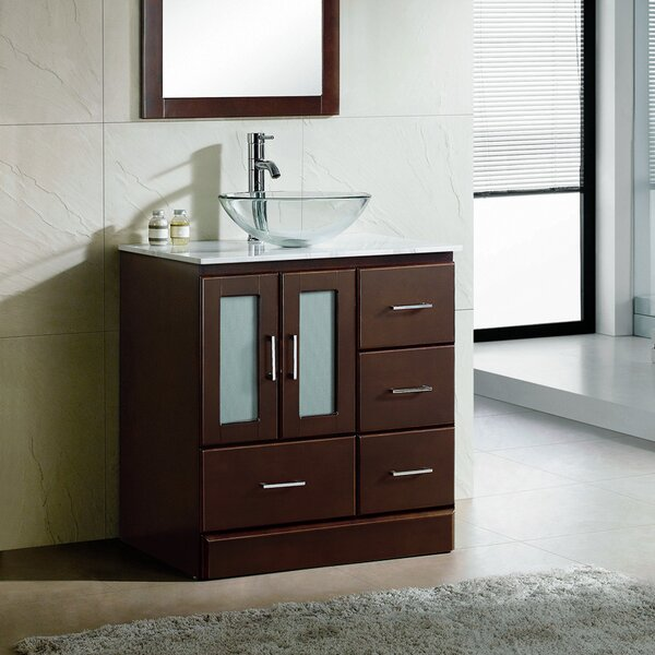 Rethman 30 Single Bathroom Vanity Set by Latitude Run