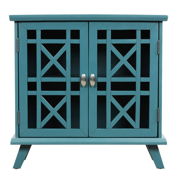 Pinion 2 Door Accent Cabinet by Red Barrel Studio Red Barrel Studio