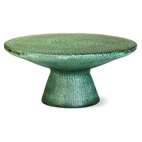 Kavis Ceramic Coffee Table by Seasonal Living