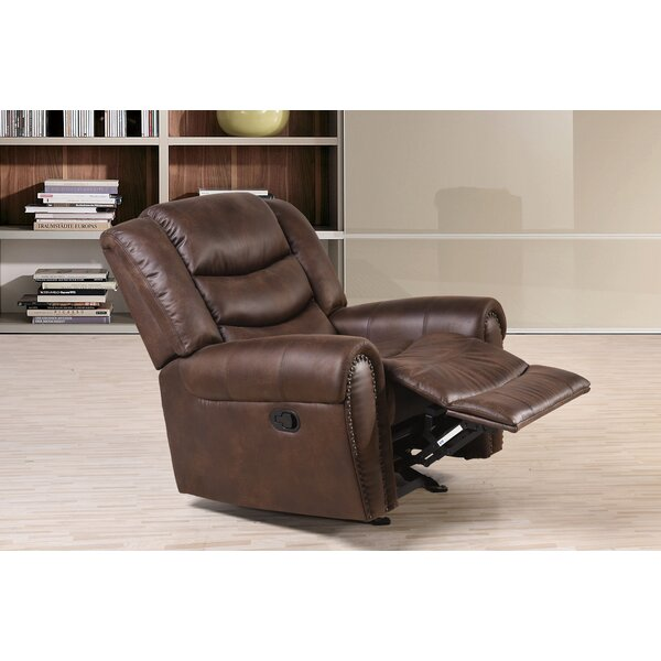 Glantz Manual Glider Recliner [Red Barrel Studio]