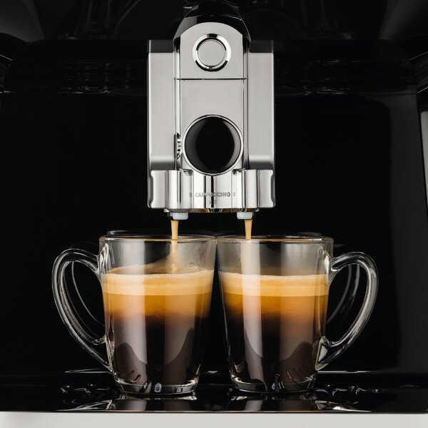 2 in 1 Touch Coffee & Espresso Maker by Krups
