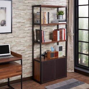 Artman Etagere Bookcase Brayden Studio