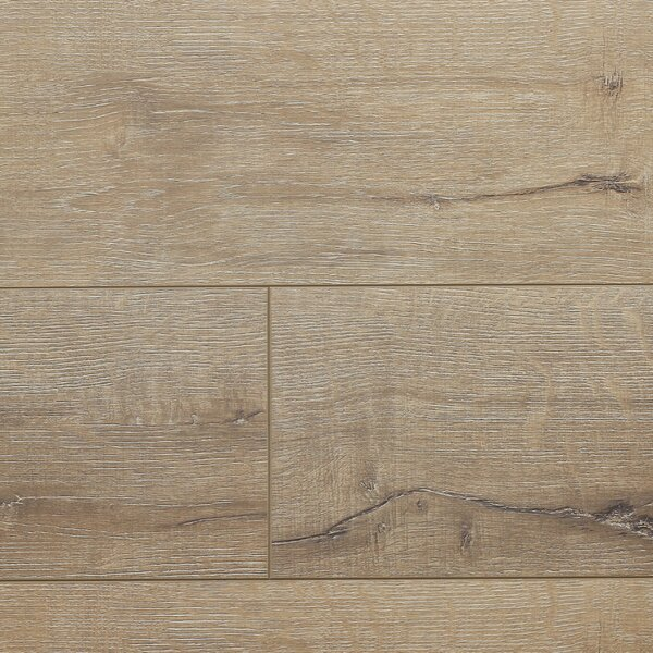 8 x 48 x 12.3mm  Laminate Flooring in Honey Rose (Set of 22) by Serradon