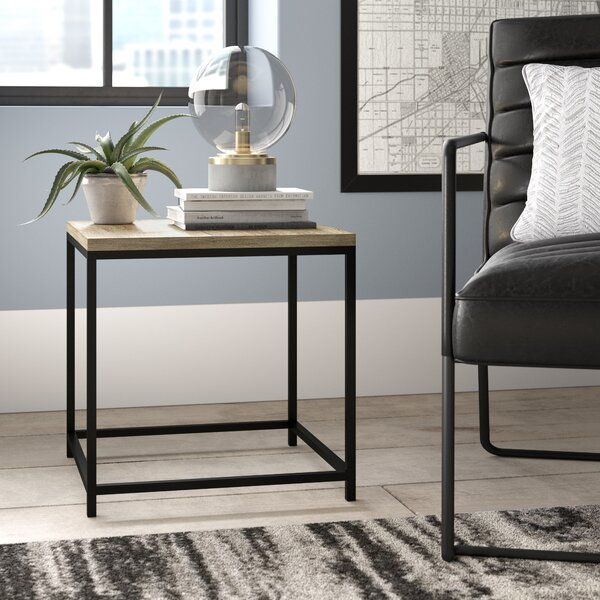 Hindsville End Table By Williston Forge