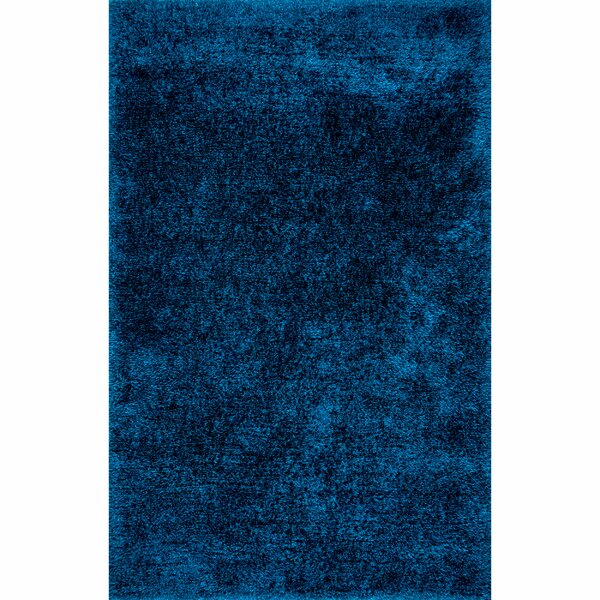 Shadwick Teal Area Rug by Wrought Studio