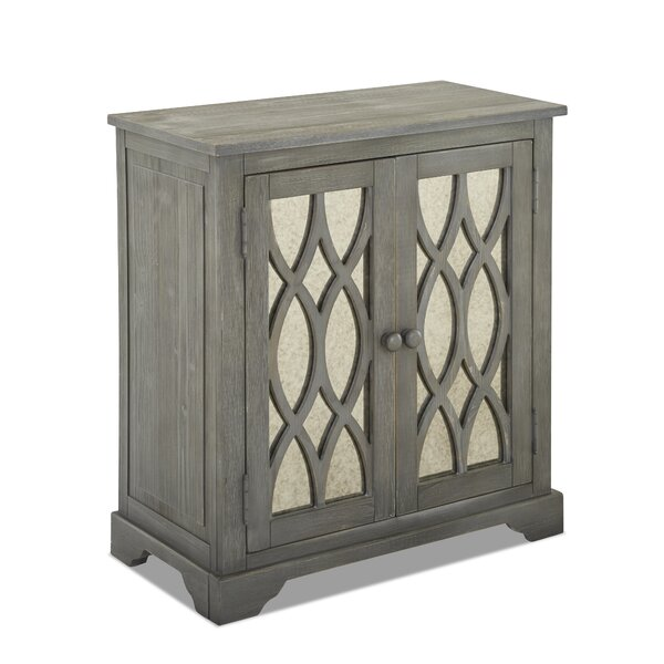 Bouton 2 Door Accent Cabinet by Rosalind Wheeler Rosalind Wheeler