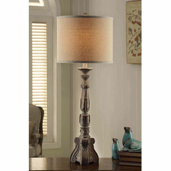 Parisian 36.5 Buffet Lamp by Crestview Collection