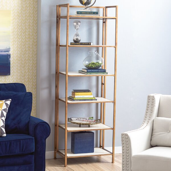Fichter Etagere Bookcase by Mercury Row