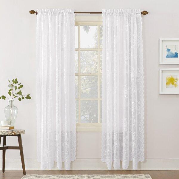 Battenburg Lace Curtains Wayfair