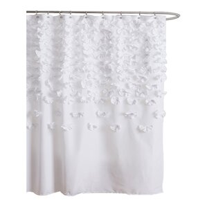 Beautiful Romain Shower Curtain