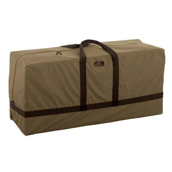 Hickory Heavy-Duty Patio Cushion Bag by Classic Accessories