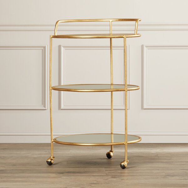 Barnaby Bar Cart by Willa Arlo Interiors