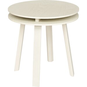 Hi Lo End Table by OSIDEA USA