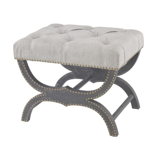 Lambert Upholstered Bench by One Allium Way