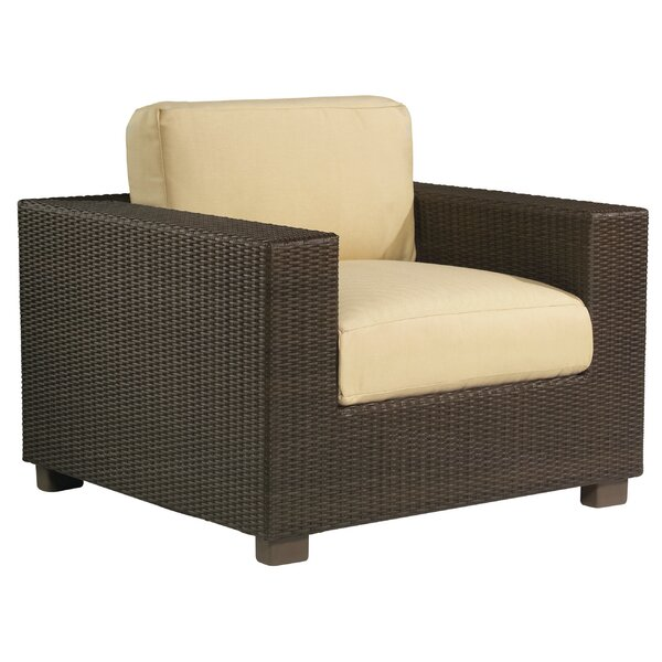 Montecito Patio Chair with Cushions by Woodard Woodard