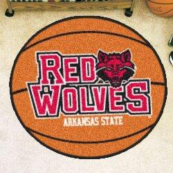 NCAA Arkansas State University Basketball Mat by FANMATS