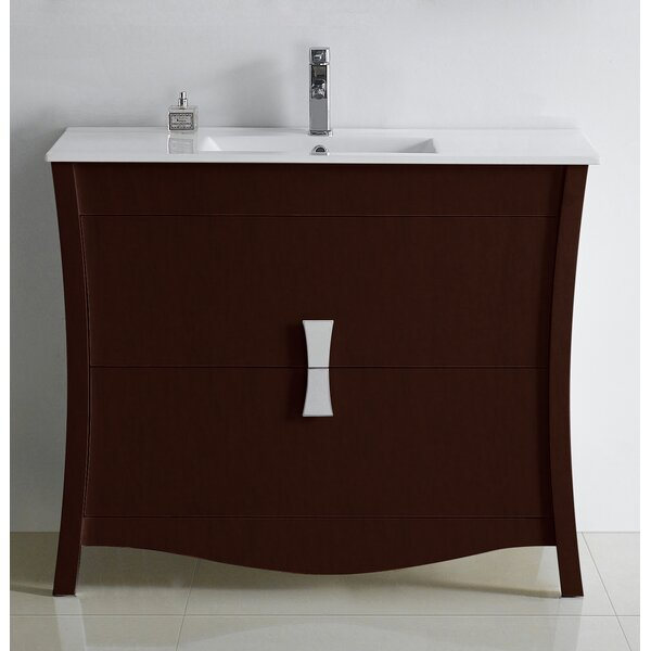 Hendry 47 Single Bathroom Vanity Set