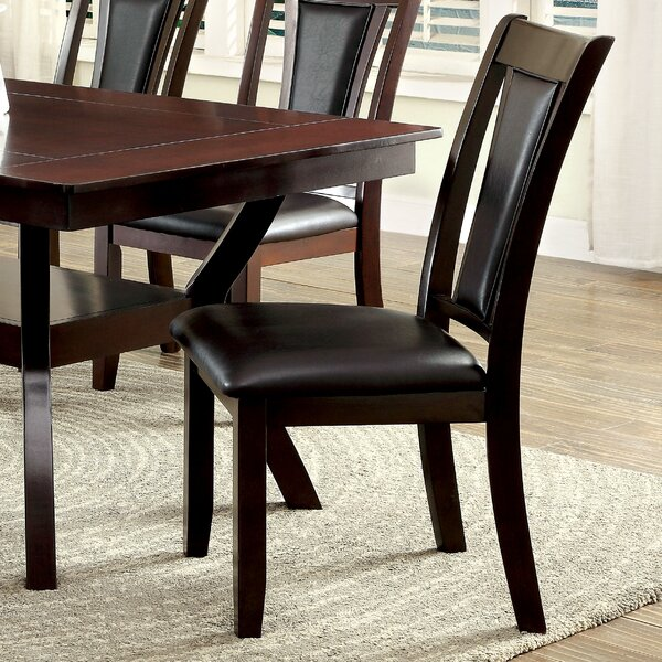 Wilburton Side Upholstered Dining Chair (Set of 2) by Darby Home Co