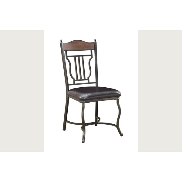 Mccarthy Side Upholstered Dining Chair (Set of 4) by Gracie Oaks