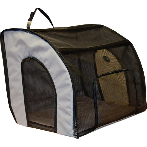 Travel Safety Pet Carrier by K&H Manufacturing