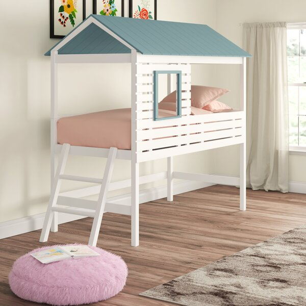 Hoggard Twin Loft Bed by Mack & Milo
